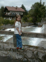 Katja in Garmisch-Partenkirchen