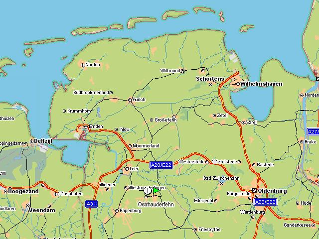 Dg9bhs Karte